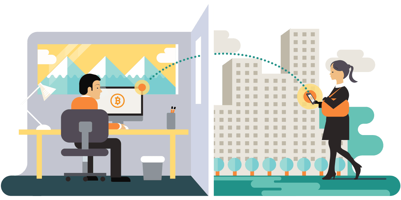 how to pay someone with cryptocurrency