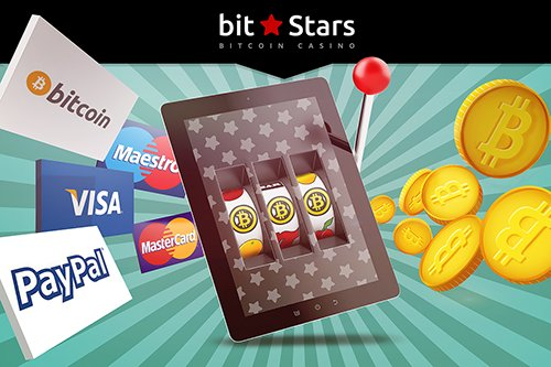 BitStarz Is The 1st Crypto Casino With Credit Card & PayPal