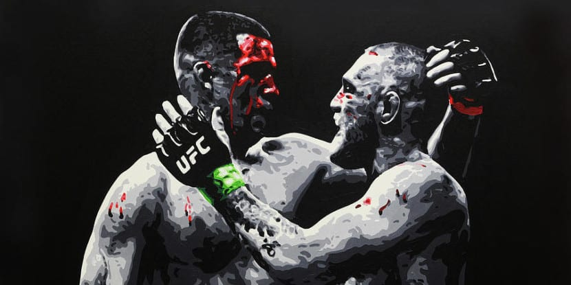 Betting with crypto on UFC for Conor McGregor & Nate Diaz fights
