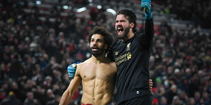 Alisson named Premier League MVP