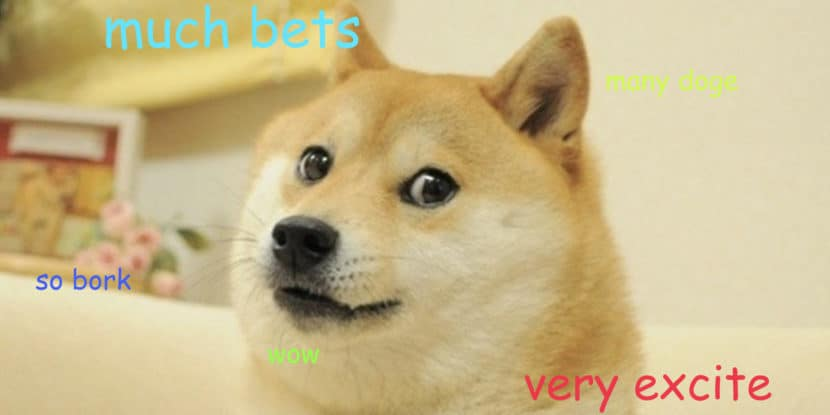 doge-dog-excite-about-crypto-gambling