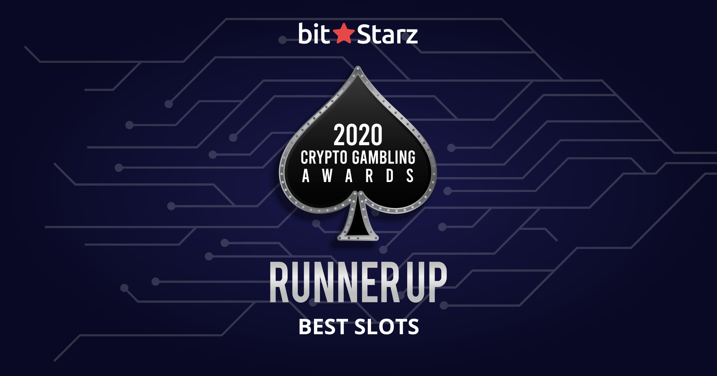 Crypto Gambling Awards won by BitStarz